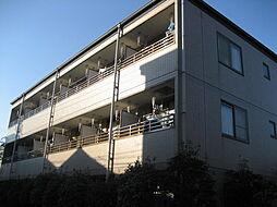 モデーロ花栗[3階]の外観