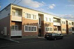 コンパーノB[2階]の外観