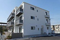 岡山県総社市総社2丁目の賃貸マンションの外観
