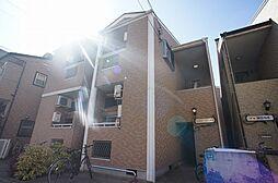 福岡県福岡市博多区博多駅南4丁目の賃貸アパートの外観