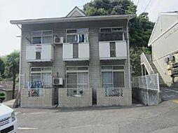 ハイネス能島II[2階]の外観
