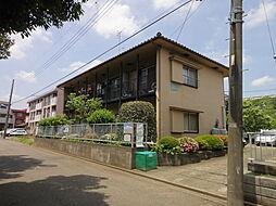 長谷川コーポ[1階]の外観