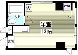 野村ビルディング院内[8階]の間取り