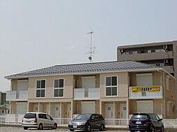 プリーマヒルみらい平[2階]の外観