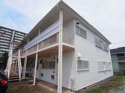 コーポ寿江[1階]の外観