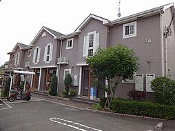 大阪府羽曳野市蔵之内の賃貸アパートの外観