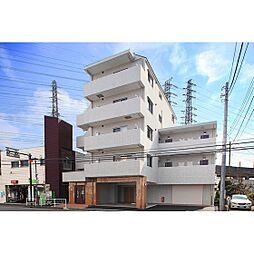 神奈川県相模原市緑区東橋本の賃貸マンションの外観