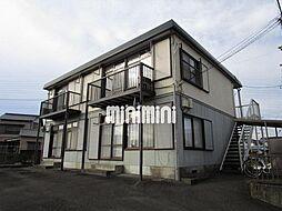 静岡県藤枝市田中1の賃貸アパートの外観