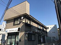 神奈川県横浜市港北区高田東1の賃貸アパートの外観