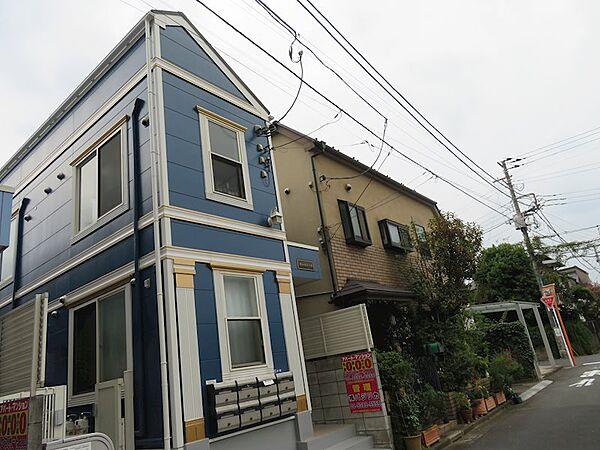 グレースレーヌ 2階の賃貸【東京都 / 新宿区】