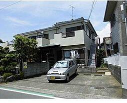 神奈川県茅ヶ崎市美住町の賃貸アパートの外観