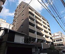 京都府京都市中京区室町通六角上る烏帽子屋町の賃貸マンションの外観