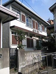 米田コーポ[202号室]の外観
