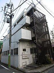 東京都品川区平塚2丁目の賃貸マンションの外観
