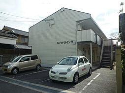 滋賀県大津市膳所2丁目の賃貸アパートの外観
