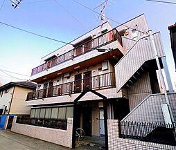埼玉県所沢市西住吉の賃貸マンションの外観