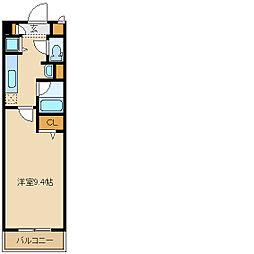 コンフォールメゾン[5階]の間取り