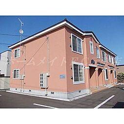 北海道札幌市東区北三十五条東28丁目の賃貸アパートの外観