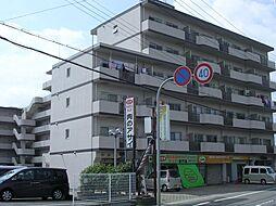 第16洛西ハイツ瀬田[401号室]の外観