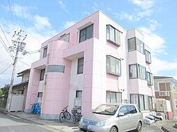 長野県長野市大字東和田の賃貸マンションの外観