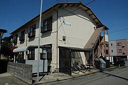 T・Kアパートメント窪[1-B号室]の外観