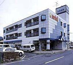 秋篠タウンハイツ[203号室]の外観