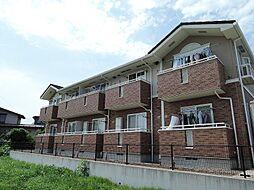 グランツエアリーII[2階]の外観