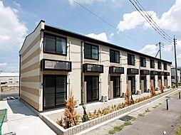 愛知県清須市朝日愛宕の賃貸アパートの外観