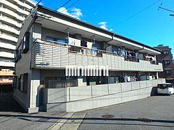 パークサイドヒロ[1階]の外観