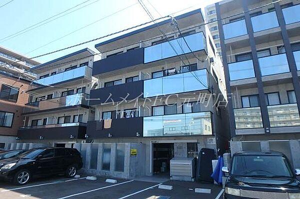 グランディールN19 2階の賃貸【北海道 / 札幌市東区】