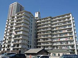小倉スカイマンション天神島[12階]の外観