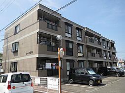 大阪府岸和田市箕土路町1丁目の賃貸マンションの外観