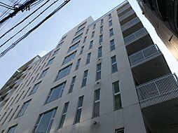 BLANC北堀江[6階]の外観