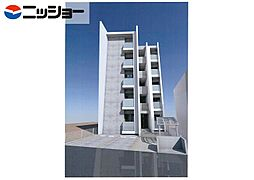 仮)新栄プロジェクト[2階]の外観