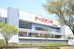 電気ケーズデンキ稲城若葉台店まで4566m