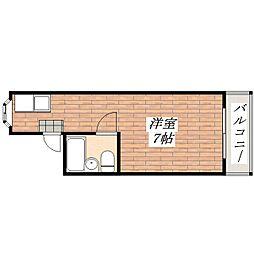 エクセルN[2階]の間取り