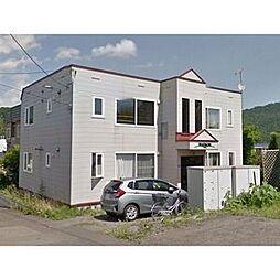 北海道札幌市南区藤野一条7丁目の賃貸アパートの外観