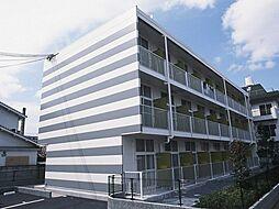 レオパレスアルバ2[2階]の外観