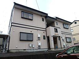 静岡県浜松市東区有玉台1丁目の賃貸アパートの外観