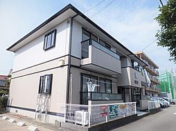 静岡県三島市壱町田の賃貸アパートの外観