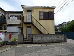 平田ハイツ[102号室]の外観