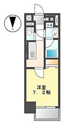 ベル・リトモ[10階]の間取り