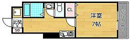 M`PLAZA五番館[10階]の間取り