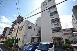 岡山県岡山市北区厚生町3丁目の賃貸マンションの外観
