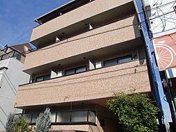 バートンハウス東淡路[2階]の外観