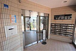 ライオンズマンション津田沼東[3階]の外観