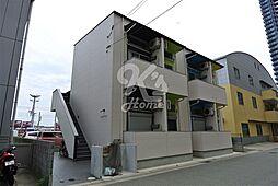 兵庫県神戸市須磨区大池町5丁目の賃貸アパートの外観