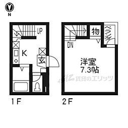 五条駅 5.5万円