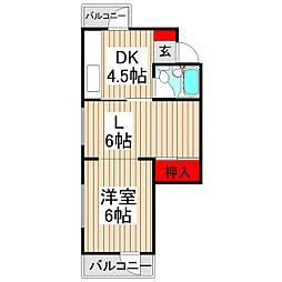 ときわ台駅 7.0万円