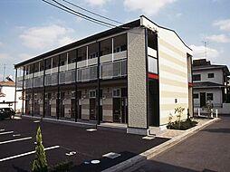神奈川県相模原市緑区相原6丁目の賃貸アパートの外観